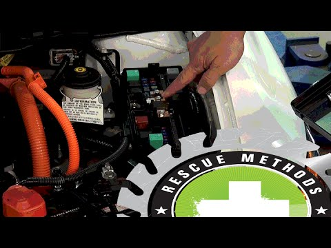 Rescue Methods and Fire Rescue 1: Hybrid Vehicle Shut Down Procedures