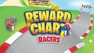 WOW Toys Racers Reward Chart