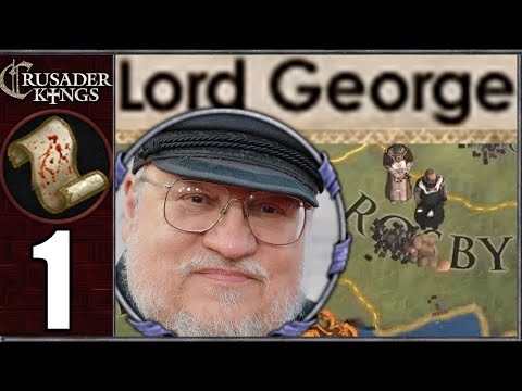 CK2 Game of Thrones: Author #1 - George R. R. Martin Mod (Series A)