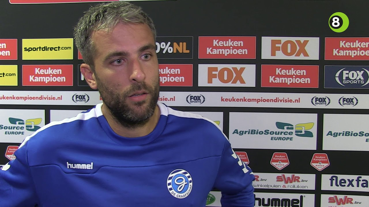 Ralf Seuntjens Na De Graafschap-FC Volendam: 'Ben En Blijf