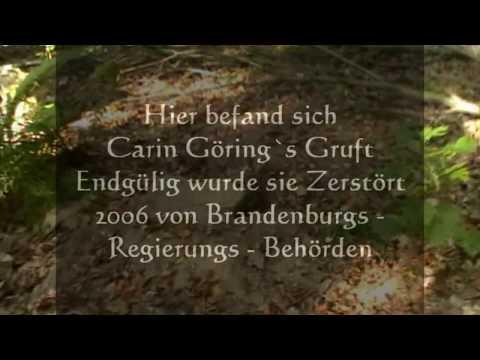 Carinhall, Die Gruft von Carin Göring ( Zustand heute)