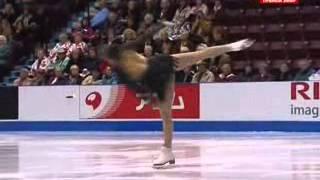 Kaetlyn Osmond - Skate Canada 2012 - Short Program