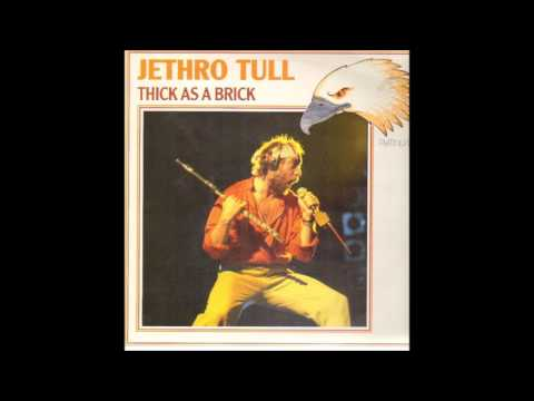 Jethro Tull - Thick as a Brick (JC KARAOKE) (Vocals and/or guitar by JC)