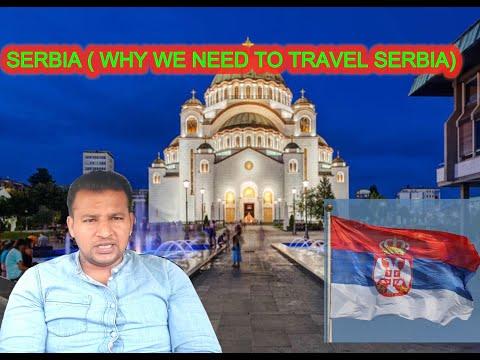 SERBIA ( why we need to travel SERBIA ) HINDI-PUNJABI