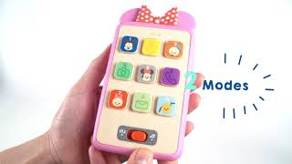 Disney Hooyay Minnie Phone | Product Demonstration Video | Interactive Toys For Kids
