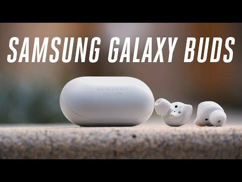 Samsung Galaxy Buds hands-on Mp3