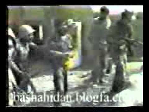 خرمشهر-دخیلک یا علی-فریاد اسیر عراقی در خرمشهر