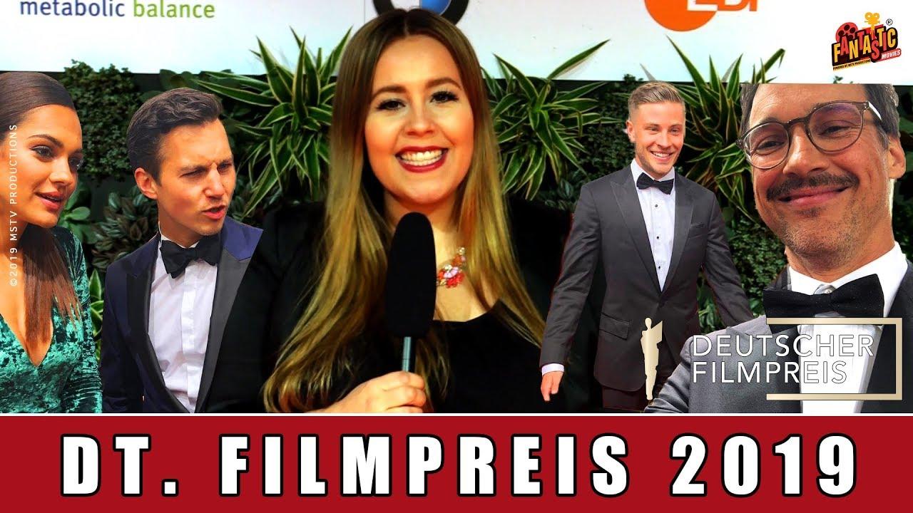 Deutscher Filmpreis 2019 - Promi-Geheimnisse