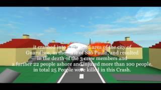 [ROBLOX] Air Disasters (Episode 2 / Season 1) Deadly Check