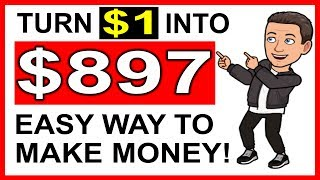 Easy Way to Make MONEY Online 2019   💰🔥Make $5000 a Month Flipping Domains🔥💰