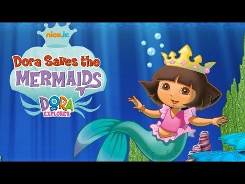 Dora The Explorer Dora Saves The Mermaids Ps2