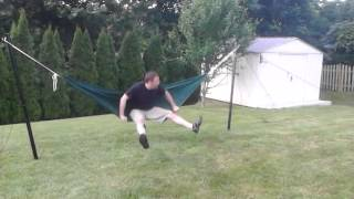 Bouncing On Diy Hammock Stand