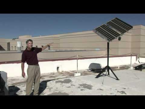 Renewable Energy: Solar Panel Mounts
