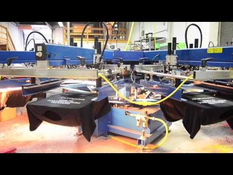 Custom Screen Printing & Embroidery - ACU PLUS America NY