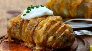 Diy How To Bake Delicious Scalloped Hasselback Potatoes .