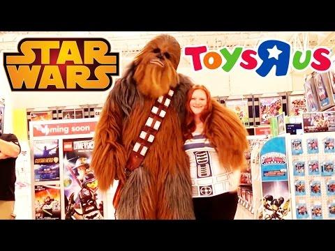"2015 STAR WARS TOYS ""R"