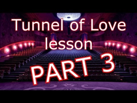 Tunnel of Love Lesson Part 3 - DIRE STRAITS - Break rythm/ Break's solo and more