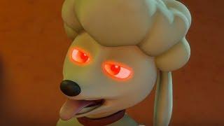 Макс Грин и инопланетяне –Дрессировка клонов - серия 14 - Мультфильм для детей – НЛО