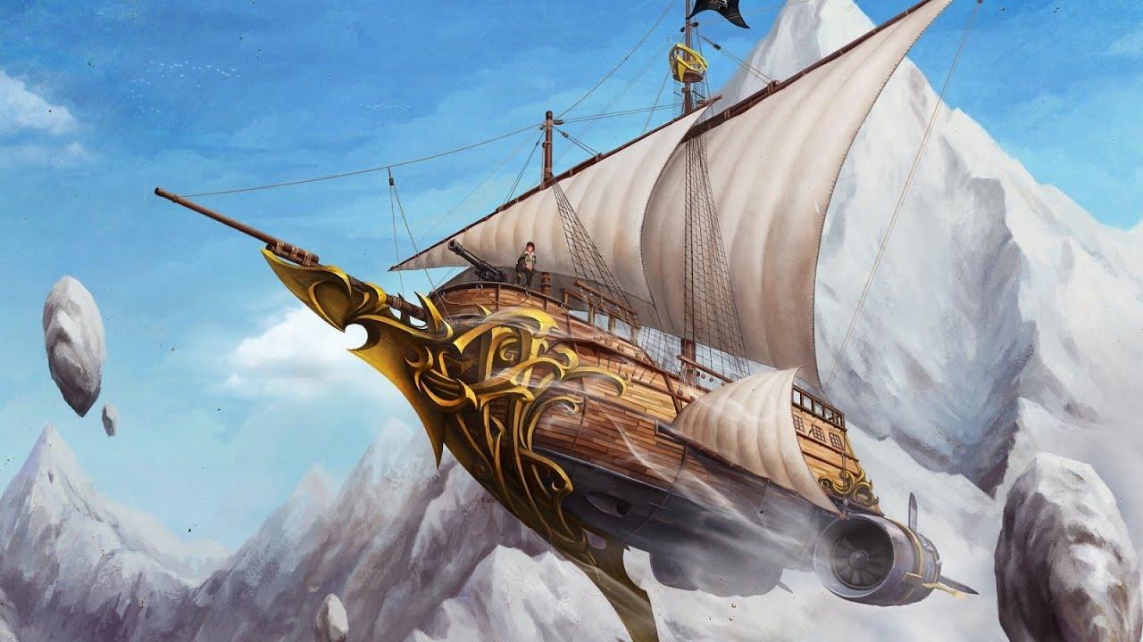 Steampunk Music Instrumental - Sky Captain