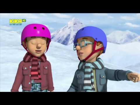 Feuerwehrmann Sam: Norman und das Snowboard