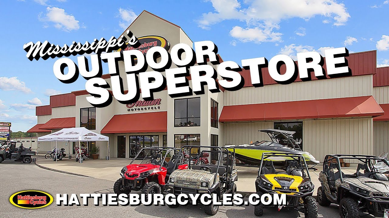 Hattiesburg Cycles - Mississippi's Outdoor Superstore