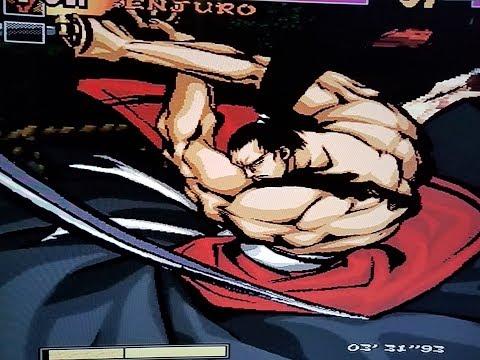 Samurai Shodown 64