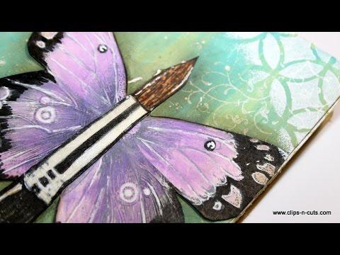 Art journal : Dream Inspire Create