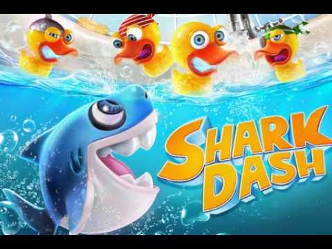 Shark Dash [iPhone & IPod Touch][Free Download]