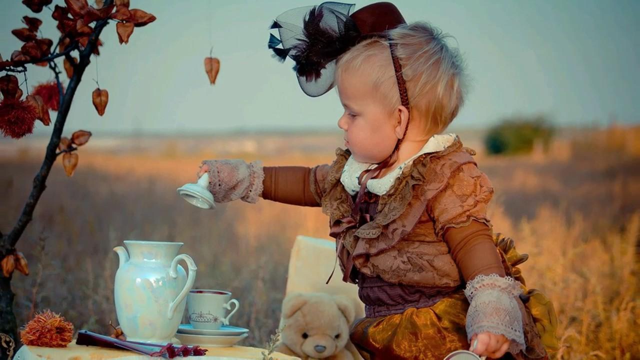 Доброе утро осенью картинки для детей
