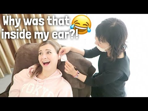 We Went Back to the Japanese Ear Cleaning Sal