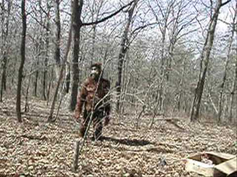 Sasquatch Bigfoot film video clip used in Hoax or is it a ...