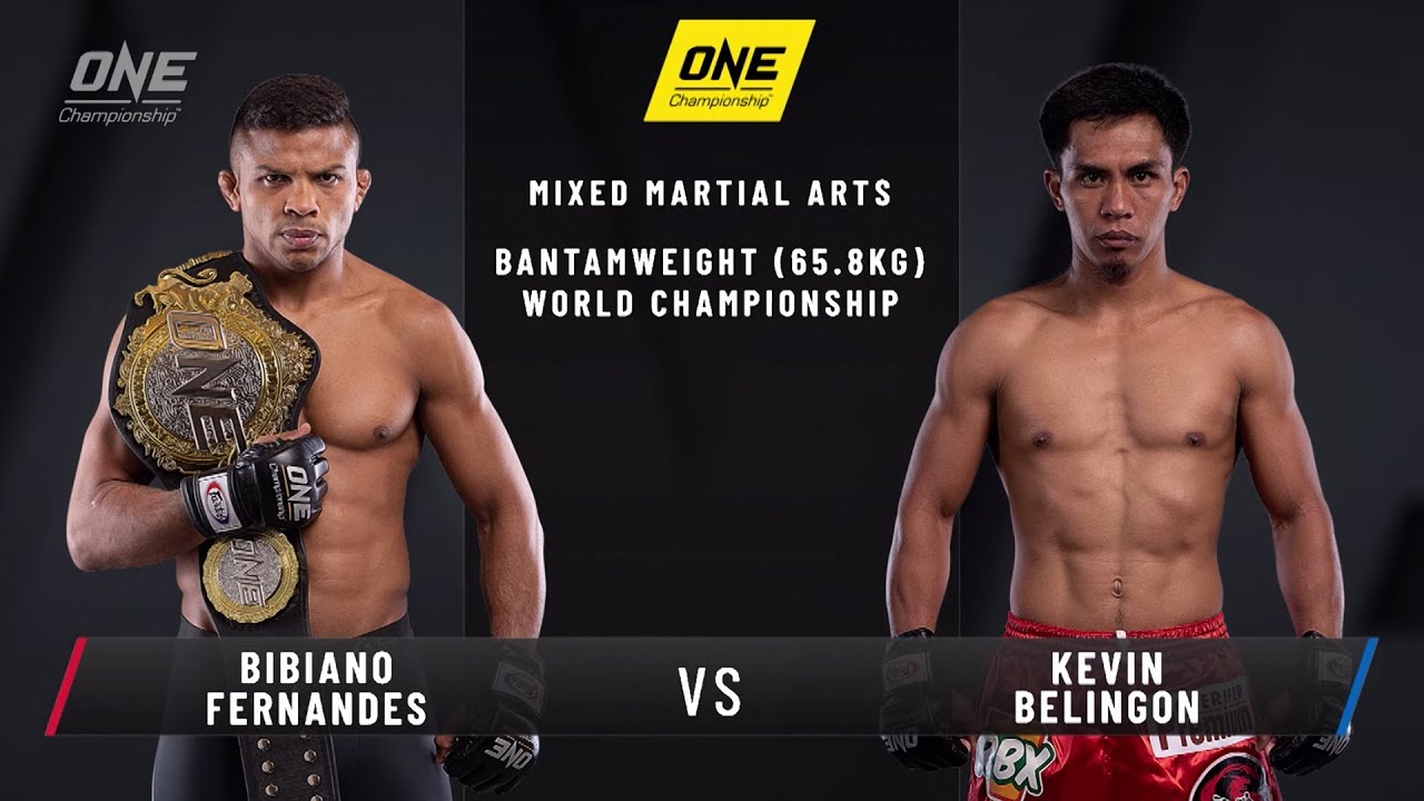Bibiano Fernandes vs. Kevin Belingon | ONE: CENTURY Open Workout