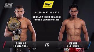 Bibiano Fernandes vs. Kevin Belingon | ONE: CENTURY Open Workout