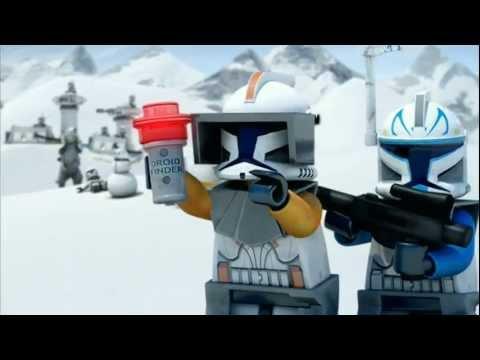 LEGO STAR WAR-LA BUSQUEDA DE R2-D2(AUDIO LATINO)1080p HD