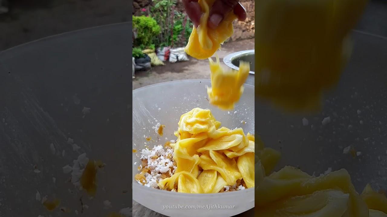 Kerala Homely Food | from jackfruit | ചക്ക അപ്പം