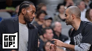 what will happen to kawhi leonard and spurs during nba offseason? get up espn
