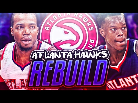 REBUILDING THE ATLANTA HAWKS! NBA 2K17 MY LEAGUE