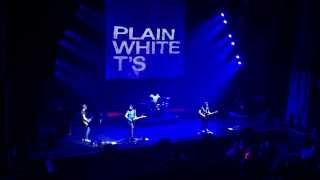 Plain White T's   Performing American Nights Live
