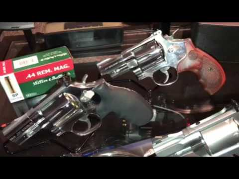 Smith Wesson Snubnose Revolvers 686 629