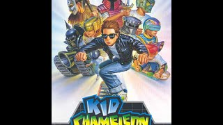 Kid Chameleon Complete Playthrough. Sega Mega Drive. (The High Boys Ltd)