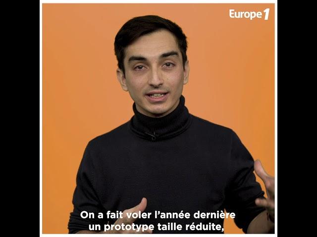 Une entreprise française sur le marché du taxis aérien ?