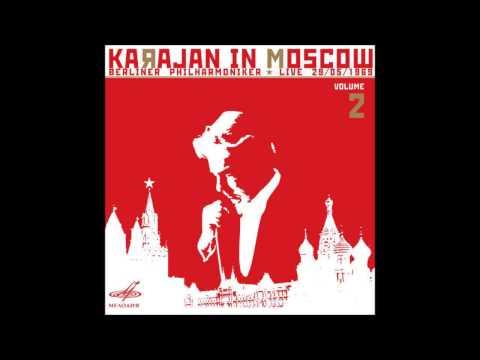 Shostakovich - Symphony No.10 - Karajan BPO (Live Moscow, 1969) - Remastered by Fafner
