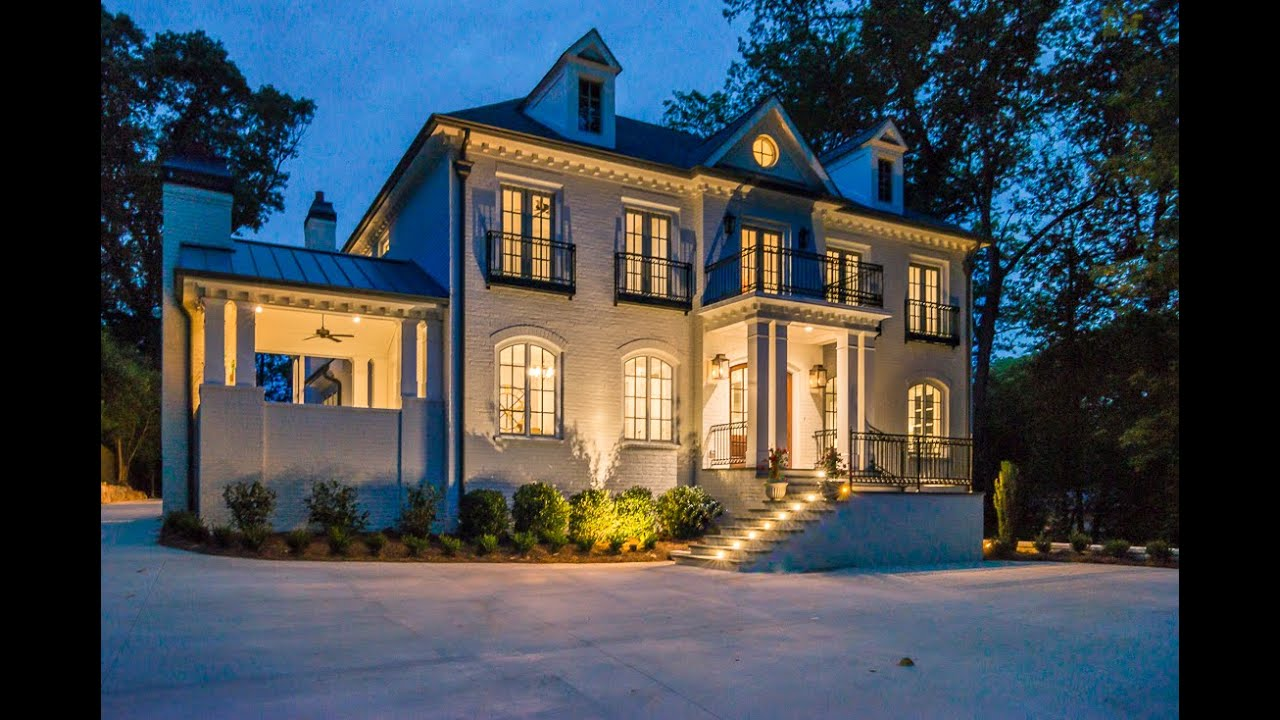 Tuxedo Park New Construction