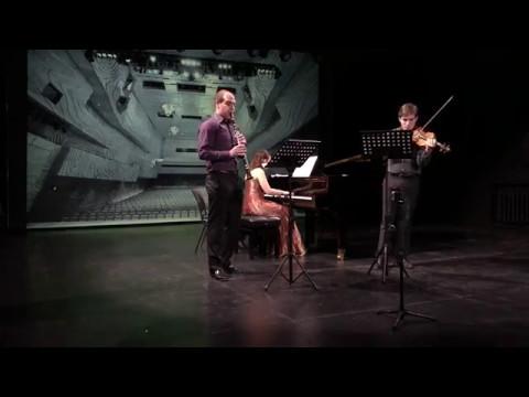 XVIII лофт-вечер Bösendorfer лофт-филармонии. Атвиновский, Олейникова, Аванесян, Попов
