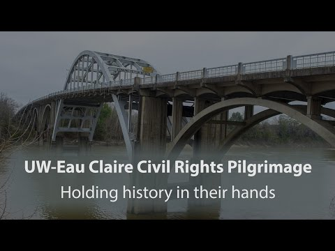 Civil Rights Pilgrimage: Holding History in Their Hands