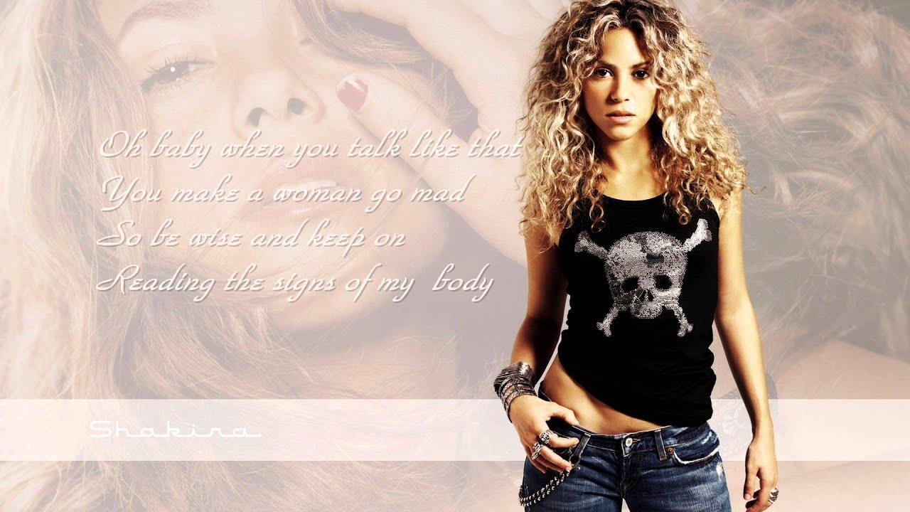 Shakira don lie lyrics