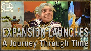Expansion Launches - A Journey Through Time