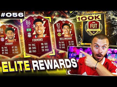 FIFA 22 MY INSANE ELITE DIVISION REWARDS in ULTIMATE TEAM! OMG MY BEST PACK SO FAR!