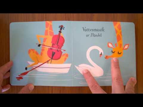 Kinderbuch: ein Kinderfilm mit klassischer Musik