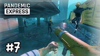 Pandemic Express Zombie Escape[Thai] #7 แก็งปืนสีทอง